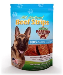 Beef Strips  Bag - All Natural Made in USA