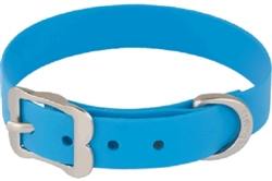 Blue VIVID PVC - Dog Collars and Leashes