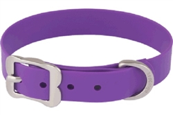 Purple VIVID PVC - Dog Collars and Leashes