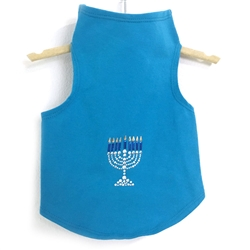 Menorah Tank by Daisy and Lucy
