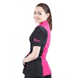 Pink Biella Grooming Jacket