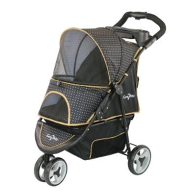 Gen7Pets® Gold Nugget Promenade™ Stroller for pets up to 50 lbs.