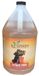 EZ-Groom Citrus Tree Shampoo Helps Repel Fleas & Ticks