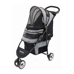 Gen7Pets® Regal Plus™ Starry Night Gray Pet Stroller