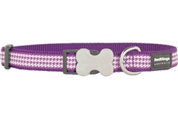 Fang It Purple- Dog Collars, Leads, and Harnesses