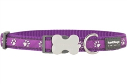 Desert Paws Purple - Dog Collars, Leads, and Harnesses