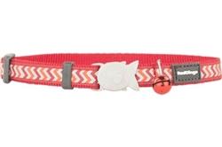 10 Reflective Ziggy Colors - Cat Collars