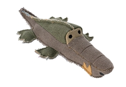 "HUNTER - 13"" Canvas Maritime Crocodile"