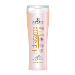 Hidratante Long Hair Mosturizing Shampoo by Artero 9oz