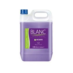 Blanc 5 Liters White or Black Coat Artero Shampoo