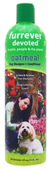 Furrever Oatmeal Shampoo + Conditioner 16 oz