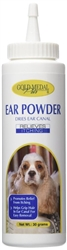 Gold Metal Groomers Ear Powder 30g