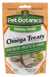 Pet Botanics Healthy Omega Duck Treats