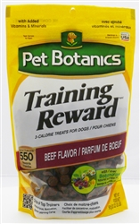 Pet Botanics Beef Training Rewards