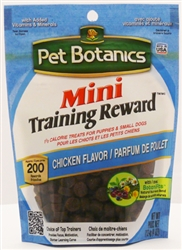 Pet Botanics Chicken Training Rewards