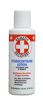 Remedy + Recovery Hydrocortisone Lotion