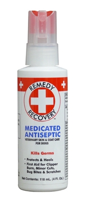 Remedy + Recovery Medicated Antiseptic Spray