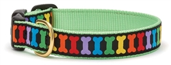 Rainbones Collars and Leashes by Up Country