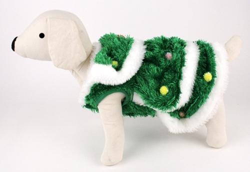 Christmas tree costume