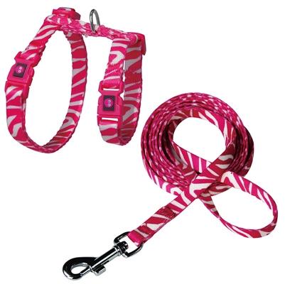 DOCO LOCO Cat Harness + Leash Combo