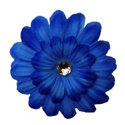 Silk Flower Cornflower Blue by Huxley & Kent