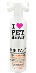 Pet Head White Party Brightening Shampoo - 12 oz Orangelicious