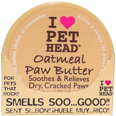 Pet Head Oatmeal Paw Butter 2 oz
