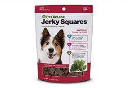 Bell Rock Growers Pet Greens Jerky Dog Treat Beef 4oz
