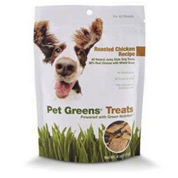 Bell Rock Growers Pet Greens Jerky Dog Treat Chicken 4oz