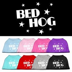 Bed Hog Screen Printed Shirts