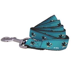 San Jose Sharks Dog Leash