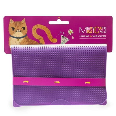 Silicone Litter Mat by Messy Mutts