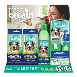 Fresh Breath Advanced Whitening Display - 14pc
