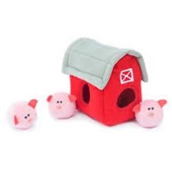 Zippy Burrows - Pig Barn