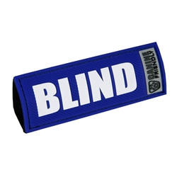 Bark Notes-Blind-Blue