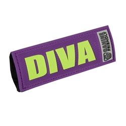 Bark Notes-Diva-Purple