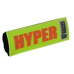 Bark Notes-Hyper-Lime Green