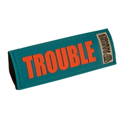 Bark Notes-Trouble-Turquoise