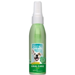 Fresh Breath Oral Care Spray - 4oz