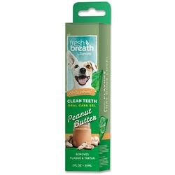 Fresh Breath Clean Teeth Oral Care Gel Peanut Butter - 2oz