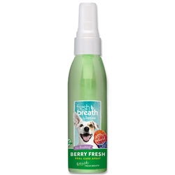 Fresh Breath Berry Fresh Oral Care Spray - 4oz