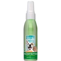 Fresh Breath Peanut Butter Oral Care Spray - 4oz