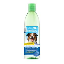 Fresh Breath Advanced Whitening Dental Health Solution for Dogs, 16oz.