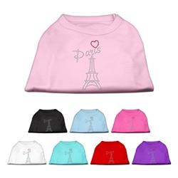Paris Rhinestone Shirts