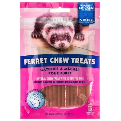 N-Bone Ferret Chews 1.87 oz