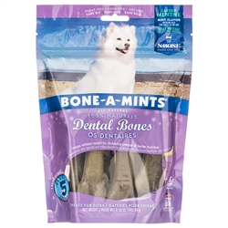 N-Bone Bone-A-Mints Fresh Breath Dog Treats