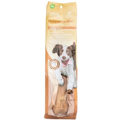 N-Bone Pupper Nutter Chew Bone for Dogs - Peanut Butter