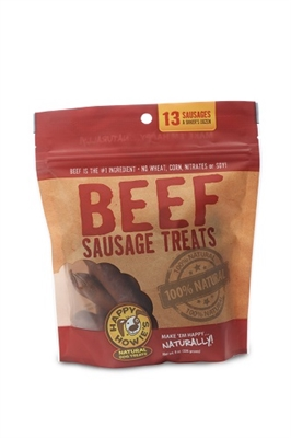 Beef Sausages - Baker's Dozen