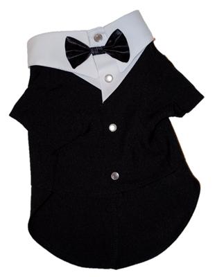 Tuxedo Outfit Black