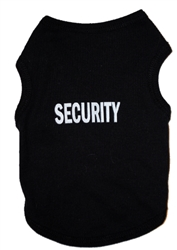 Security Tank Black